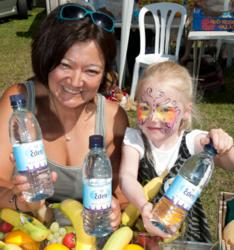 Free water donations for charity fundraisers
