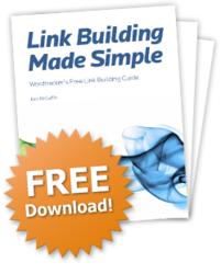 Link Building Made Simple e-book