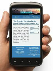 Hilton Head Rentals for Mobile