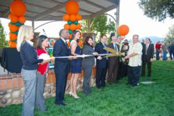 City Officials Join Olson Homes to Dedicate the New Heritage Park