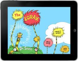 Lorax IPad