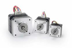 stepper motors, step motors, hybrid motors, stepper hybrid motors