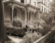 fine art photography; sepia-toned photography; architectural photography