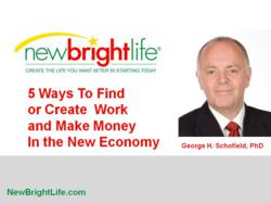 5 Ways To Find Or Create Work and Make Money by New Bright Life
