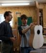 Acoustic Guitar Building Workshop at Lichty Guitars