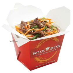 Wok Box Take Out