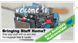 Ship Home service is offered nationwide