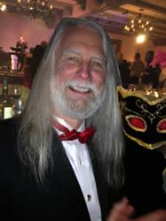 "Tim ""Dr. Hope"" Anders at the Childhelp Masquerade Ball"