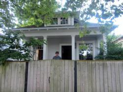 Jody Naff's 1912 Portland cottage