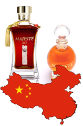 Majeste Cognac in China