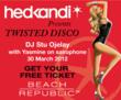 Hed Kandi The World's Leading Party Brand to Play at Beach Republic