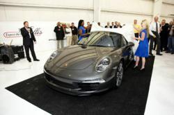 Porsche 911 Unveiling