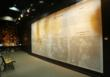 The Memorial Wall from Titanic: The Artifact Exhibition