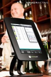 iPad Kiosk Restaurant Waitlist Application