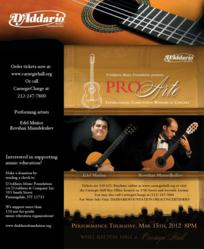 March 15, 2012, 8 PM, Weill Hall at Carnegie Hall