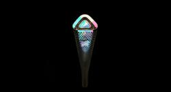 London 2012 offers first look at the Paralympic Torch
