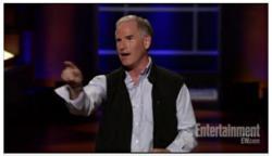Scott Jordan on ABC's Shark Tank