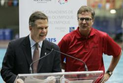 Historic partnership on first ever Canadian Olympic and Paralympic Swimming Trials
