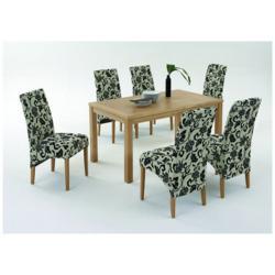 Solid Oak Dining Room Furniture