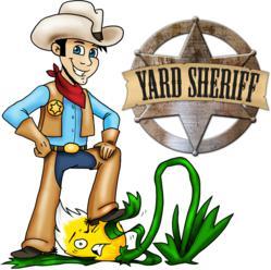 Yard Sheriff a Tulsa, Oklahoma lawn Care Comapny