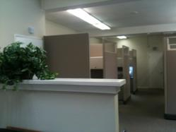 Remodeled Health Insurance Office