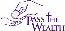 Pass The Wealth logo