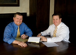 Picture of Ken Christensen and Russ Hymas