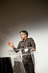 Bruce Croxon gives [IN]cubes startups his two-cents on Demo Day