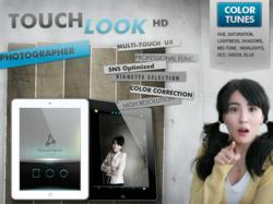 TouchLook for the iPad