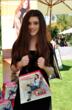 The Starter Wife's Brielle Barbusca picked out some Huggrz Boot Wraps at the Eco-Oscars