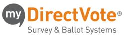 myDirect online voting software logo