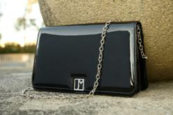 Jill Milan Nob Hill Evening Bag in black (www.JillMilan.com)