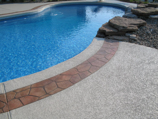 pool deck texture