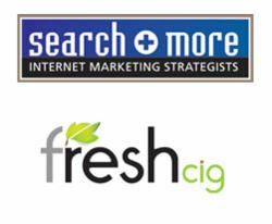Search and More announces new partnership with Fresh cig