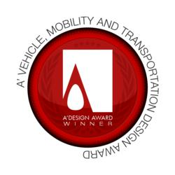 Vehicle, Mobility and Transportation Design Award