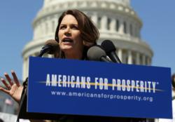 Rep. Bachmann will speak on 3/27 at AFP Health Care rally