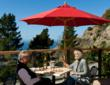 Great views and food are found at the Big Sur Coast Gallery Cafe