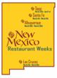 Santa Fe Restaurant Week kicks off a month‐long, statewide culinary celebration that continues in Las Cruces (March 11‐18), Albuquerque (March 18‐25) and Taos (March 25‐April 1).