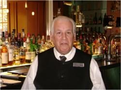Roy Clorety at Roy's Lounge in the Westin Nova Scotian