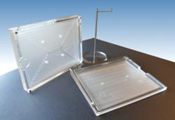 Acrylic iPad 2 Security Bases