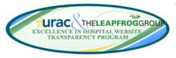 Excellence in Hospital Website Transparency Program