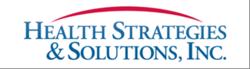 Health Strategies & Solutions, Inc. Logo