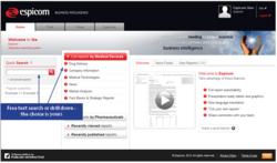 Espicom Interactive Screenshot