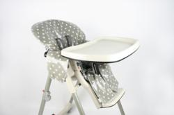 Oil Cloth High Chair Cover from Messy Me