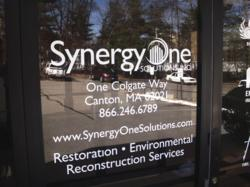 SynergyOne New Office