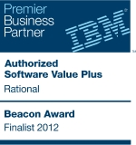 CloudOne is a Software-as-a-Service provider of IBM Rational development tools.   CloudOne helps customers save money, scale development dynamically to meet changing business needs, and unites their vendors, contractors and employees in a single, common,