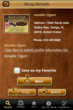 cigar shops, store profiles, Cigar Finder