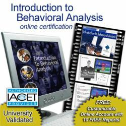 Become a PeopleKeys-Certified Behavioral Analyst