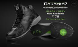 Increase Your Vertical Leap in APL Concept 2 Basketball Shoes