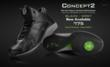 Athletic Propulsion Labs Concept 2 Basketball Shoes in Black/Grey